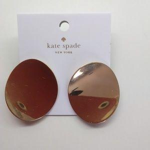 Kate Spade New Gold Standard Earrings
